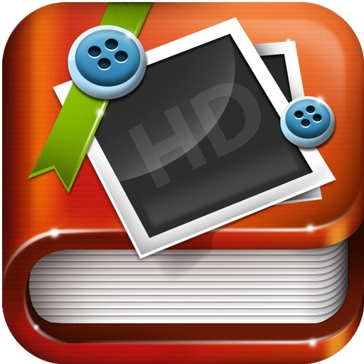 TapnScrap HD - Scrapbook, Scrapbooking, Frame Photos