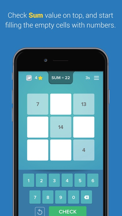 Magic Square – math for kids