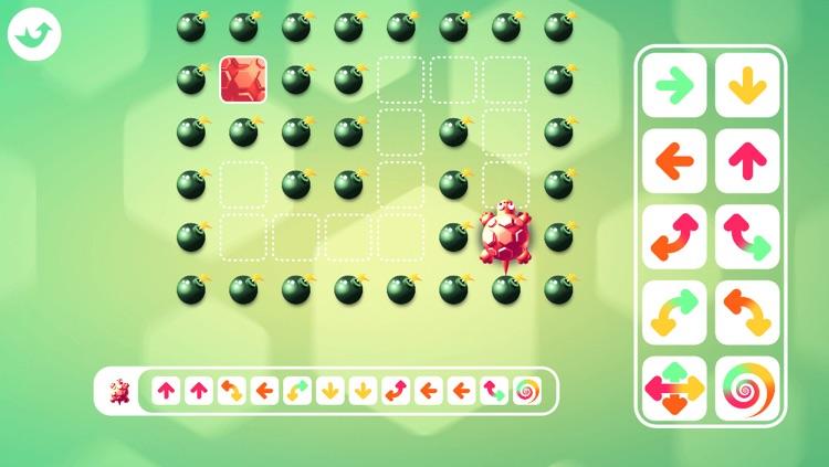 Free Logical Game for Kids: Turtle Logic 2 screenshot-4