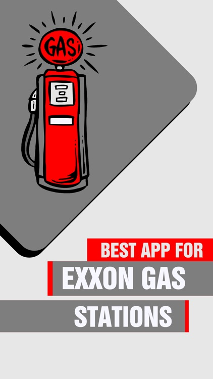 Best App for Exxon Gas Stations