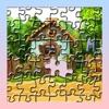 拼图 世界 难题 华美 游戏 对于 孩子 同 自由