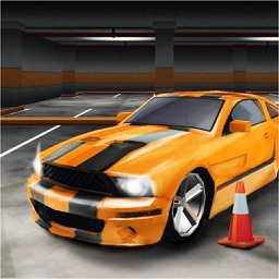 Garage Parking Car Parking 3D