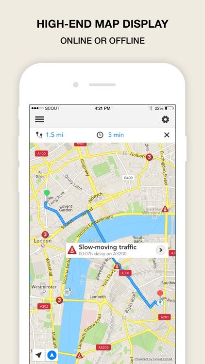 Scout - Navigation & Maps (SA) screenshot-3