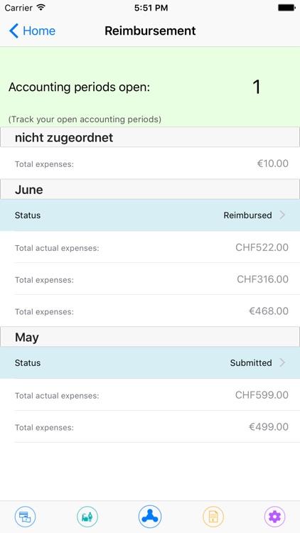 Expense Manager 2 Go screenshot-4