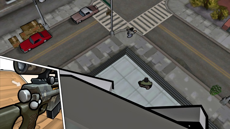 Grand Theft Auto: Chinatown Wars screenshot-3