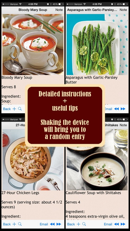 500 Negative Calorie Diet Recipes