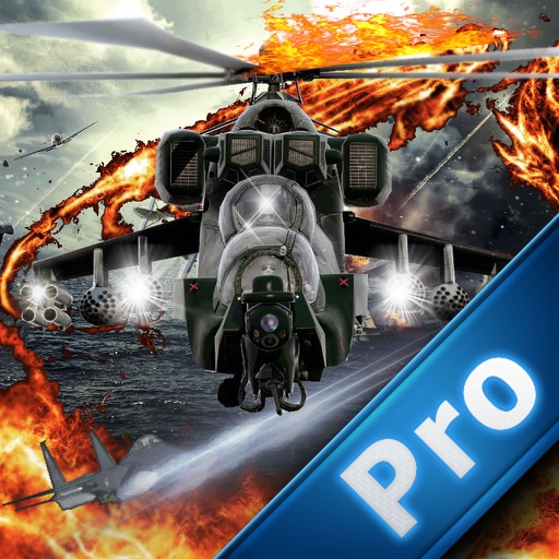 Doomwar In Helicopter Pro - Combat War Strike