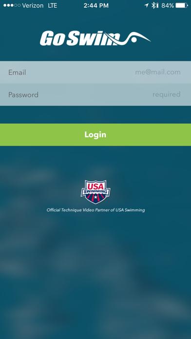 GoSwim Deckshots screenshot one