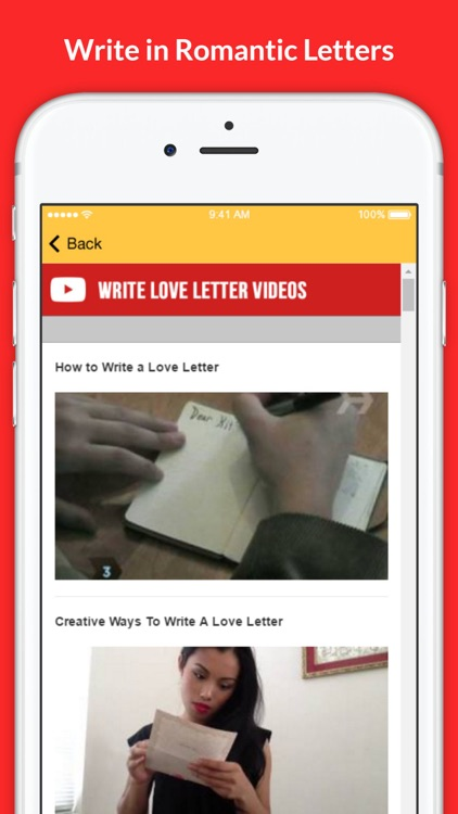 How To Write Love Letter - Inspiration on Heart and Soul