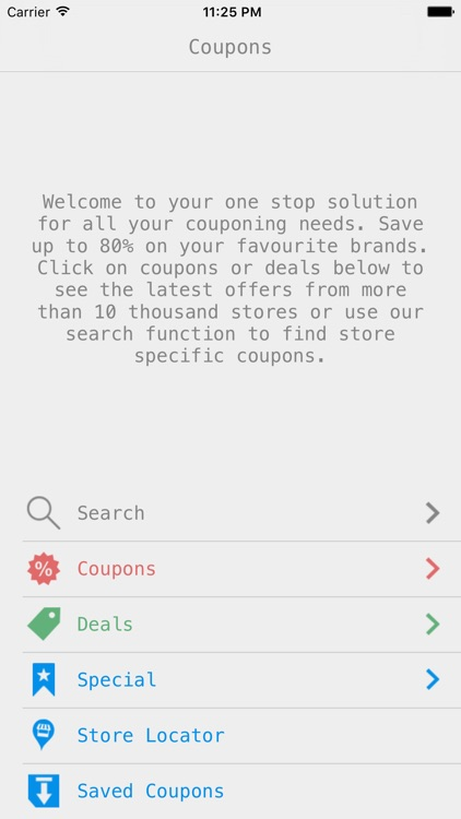 Vouchers For Nandos - Save up to 80% screenshot-3
