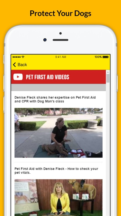 Pet First Aid - Responsibilities of a Pet Owner screenshot-3