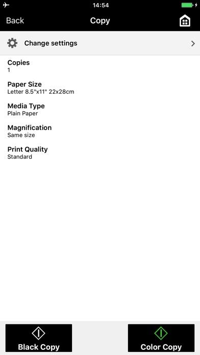 Canon PRINT Inkjet/SELPHY app image