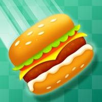 Hack Burger Fall - Feed Hungry Jimmy