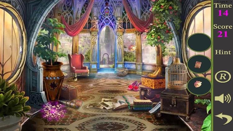 Hidden Objects Of The Wonder Of Babylon