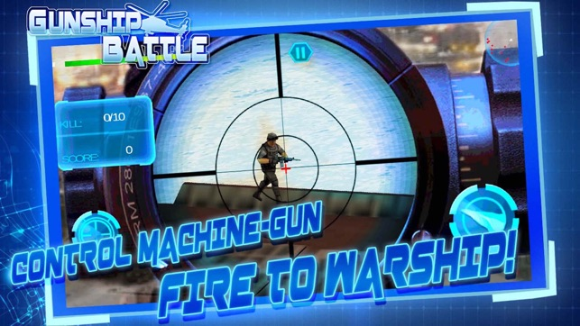 Gunship Battle 3D - Warship Combat on the App Store