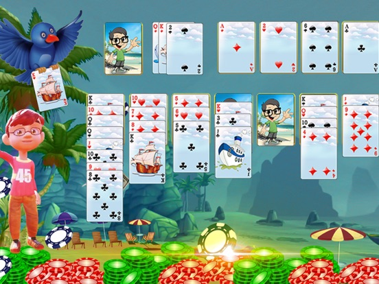 Freecell Solitarie Pro ∞-ipad-0