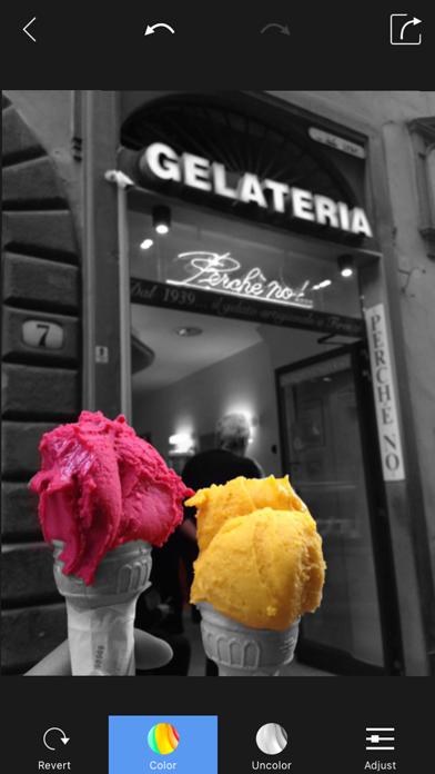 포토에디터 Colortune - 사진 컬러 스플래쉬 효과 앱 for Windows