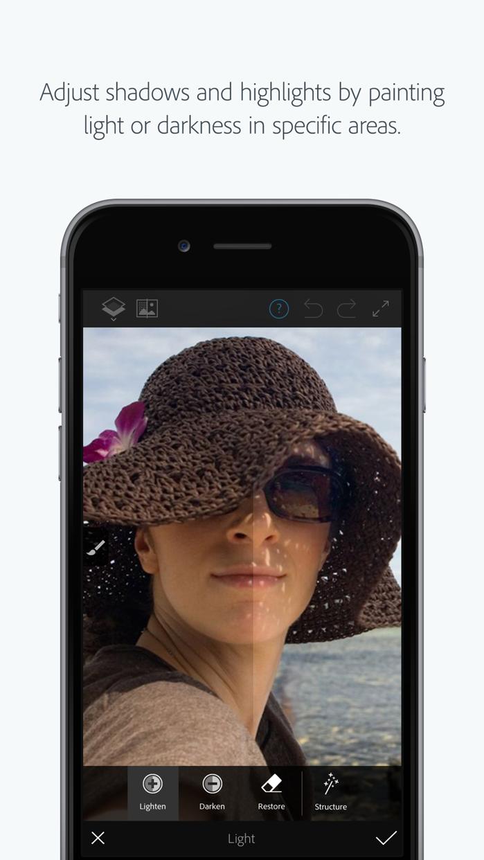 Adobe Photoshop Fix Screenshot