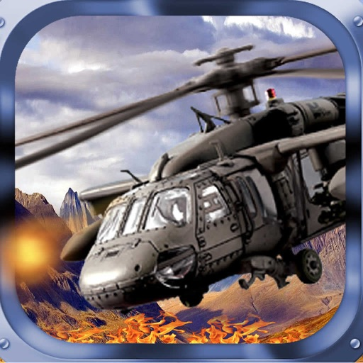 A Helicopter Gunships Career - Blast Fury