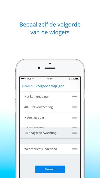 Weeronline Plus: jouw weer en regenradar screenshot-4