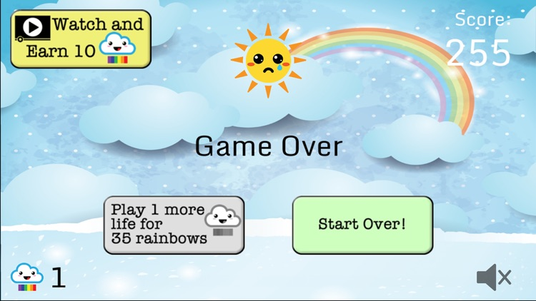 MeowMow's Cloud Adventure screenshot-4