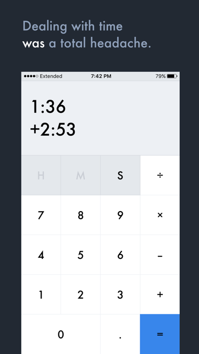 Top 10 Apps like Back-Time Calculator in 2019 for iPhone & iPad
