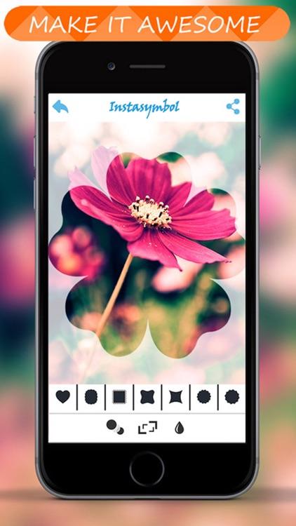 Color Frames & Nice Shapes Image Editor screenshot-3