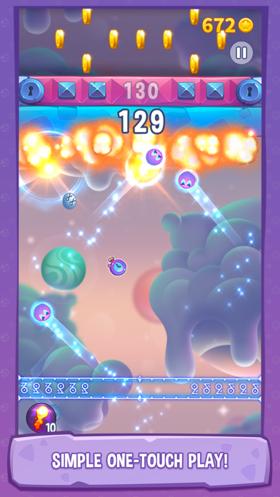 Wonderball - One Touch Endless Ball Arcade Action