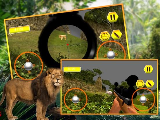 Brute Animal hunter Strike-ipad-3