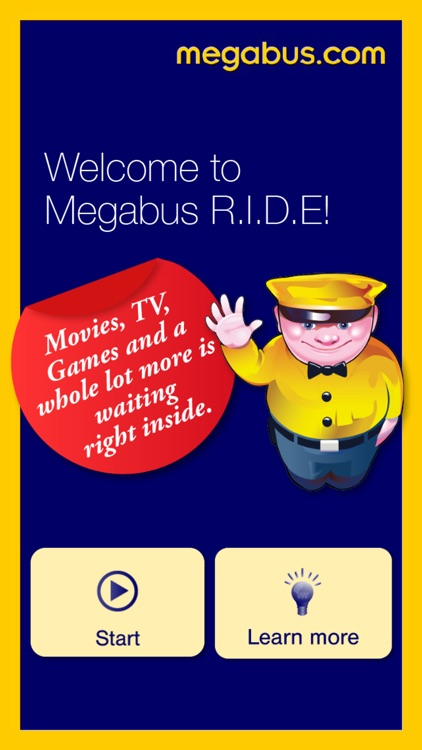 Megabus RIDE screenshot-1