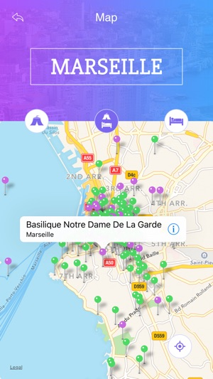 Marseille Tourism Guide on the App Store