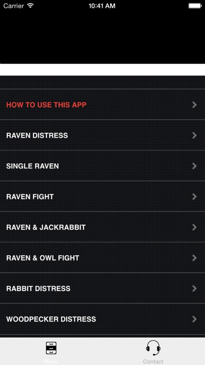 REAL Raven Hunting Calls - 7 REAL Raven CALLS & Raven Sounds! - Raven e-Caller - BLUETOOTH COMPATIBLE screenshot-2