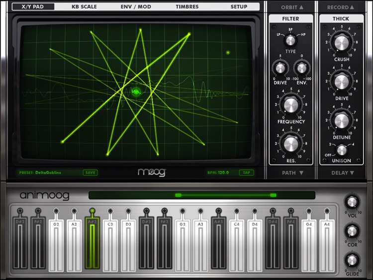 Animoog screenshot-4