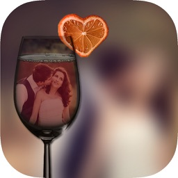 Love Selfie --  Beautiful Photos in Heart Shape Layover Image Editor