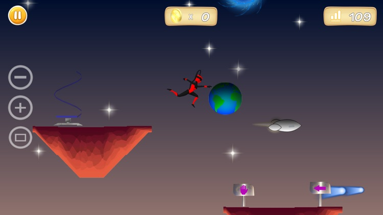 Ninja Rush & Jump, Jumping Game, Arcade Free Game screenshot-4