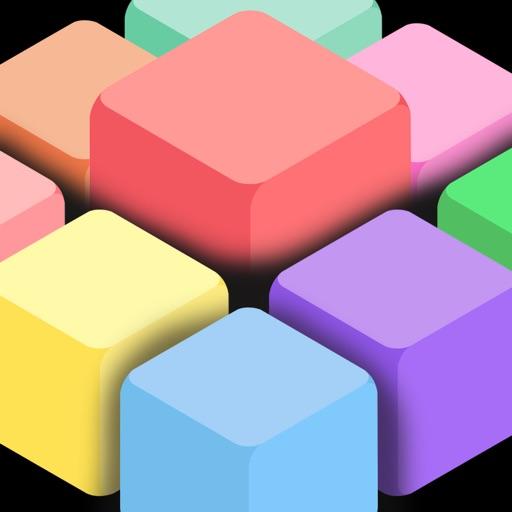 Pac Block - Puzzle brain man in 256 endless arcade maze