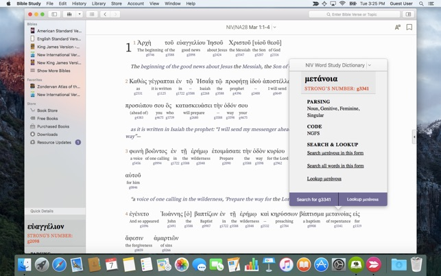 ‎e-Sword X: Bible Study Extreme on the Mac App Store