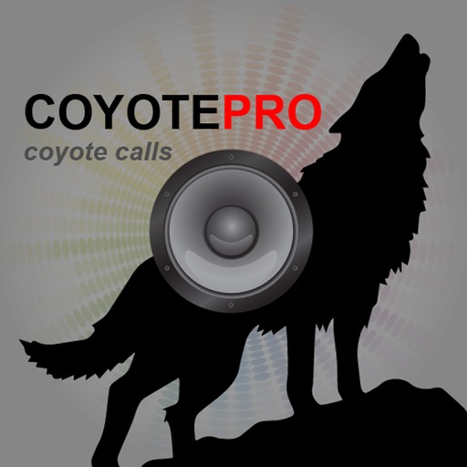 REAL Coyote Hunting Calls -- Coyote Calls & Coyote Sounds for Hunting - (ad free) BLUETOOTH COMPATIBLE