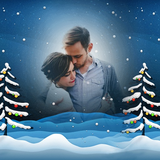 New Year Christmas Photo Frames - Elegant Photo frame for your lovely moments iOS App