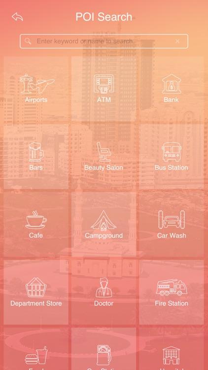 Abu Dhabi City Guide screenshot-4