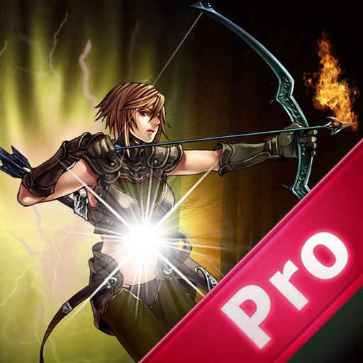 Bow And Arrow Heroine Pro - Super Game icon