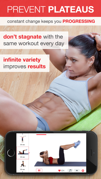 7 Minute Workout - Beginner to Advanced High Intensity Interval Training (HIIT)のおすすめ画像5