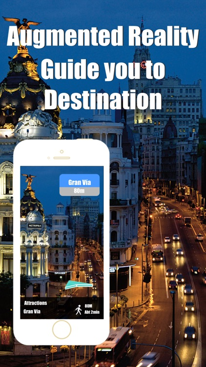 Madrid travel guide with offline map and España metro transit by BeetleTrip