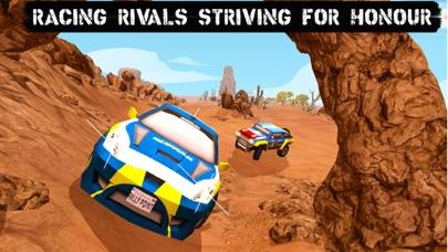 Classic Drift Rally Racing: Fever 2016 screenshot two