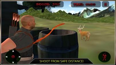 Bow Arrow Hunter Wild Animal Jungle Hunting Game