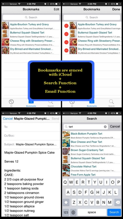 400 Thanksgiving Recipes screenshot-4