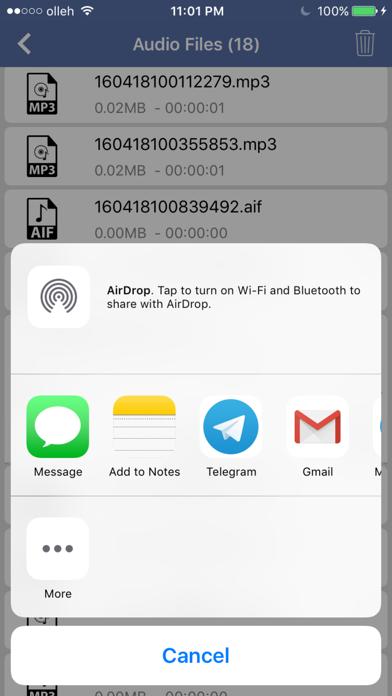 Convert Text To Audio File screenshot four