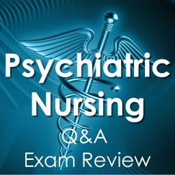 Psychiatric Nursing Exam Review: 5100 Study Notes & Quiz