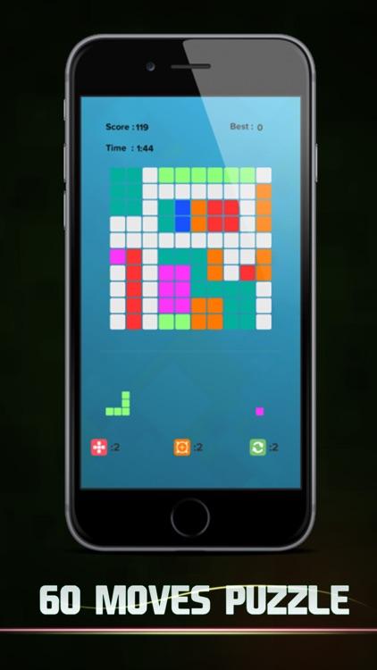 Bricks Block Logic : Grid Puzzle Game screenshot-4