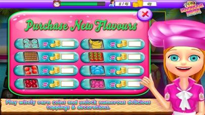 Ice Cream Fever Cooking Girls Game screenshot four